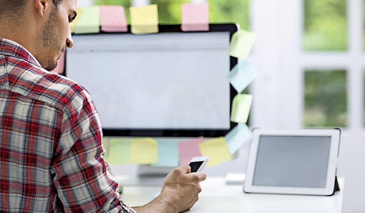 In den Chefetagen sind Plattformexperten noch rar gesät.    Foto: LuckyBusiness