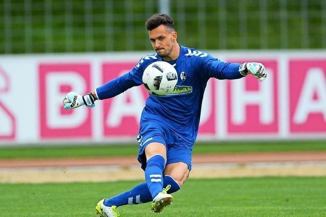 Friesenheimer Profi Kai Eisele rechnet mit einem anderen Fußball