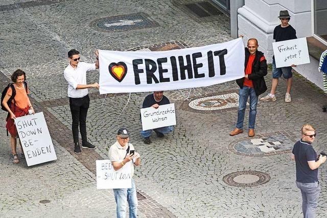 Die Stadt Offenburg zeigt AfD-Mitglieder und Zahnmediziner an