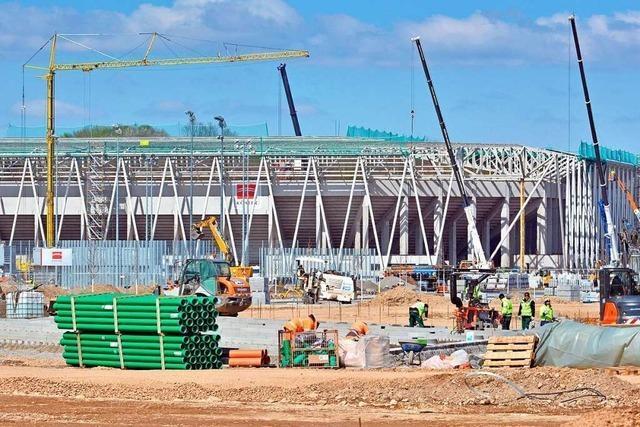 Gericht entscheidet noch im Mai, ob das Urteil zum SC-Stadion falsch war