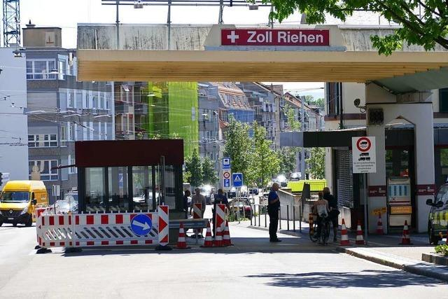 Landkreis Lörrach begrüßt Lockerungen an der Grenze