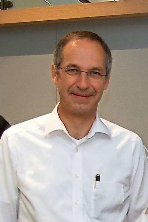 Hans-Peter Laubscher, Geschäftsführer Vertrieb  | Foto: Wolfgang Beck
