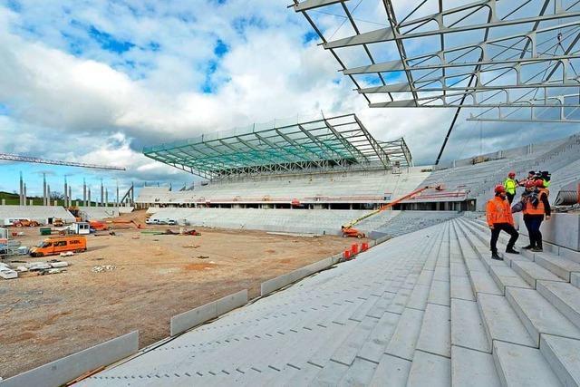 Geheime Gespräche verzögerten Entscheidung zum neuen SC-Stadion