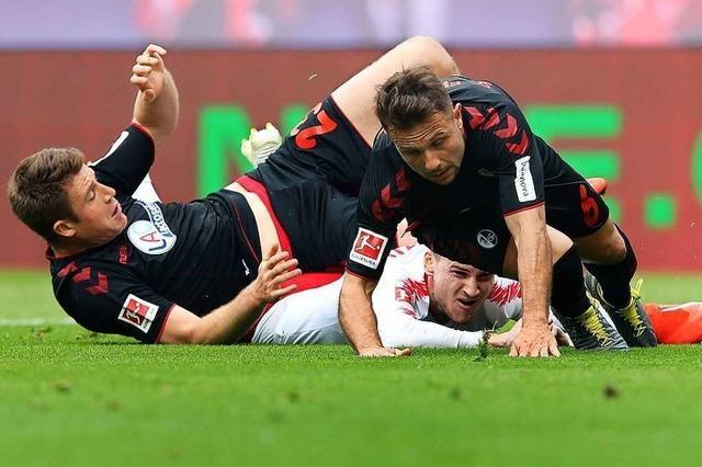 Kein gewöhnliches Auswärtsspiel: Was den SC Freiburg in Leipzig erwartet