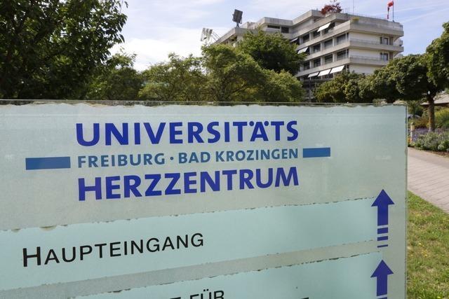 Freiburger Uniklinik übernimmt Herzzentrum Bad Krozingen