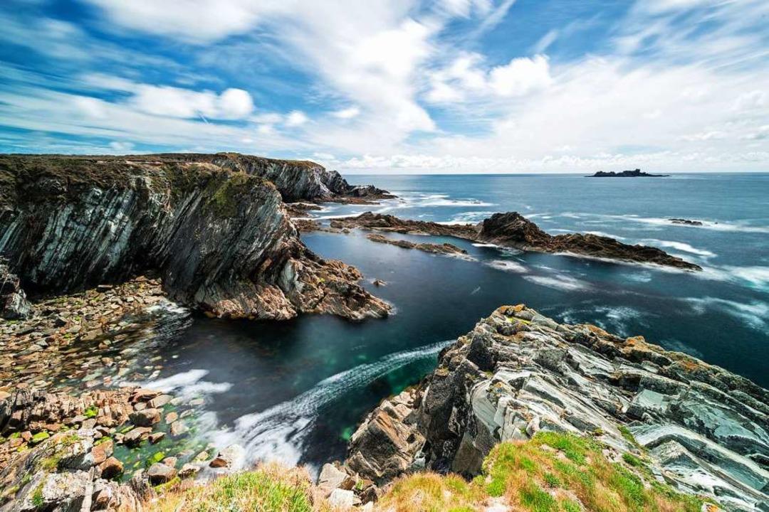 Mystisches Irland: Die schroffe Küste ...ork ist eine faszinierende Landschaft.  | Foto: Stefan Schnebelt Photography