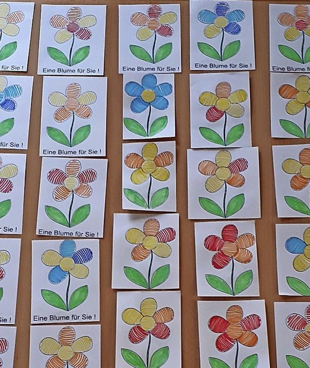 Blumengeschenke  | Foto: Privat