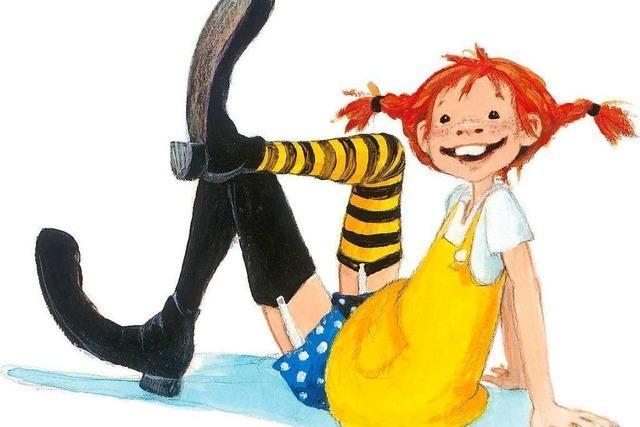 Raten mit Pippi Langstrumpf
