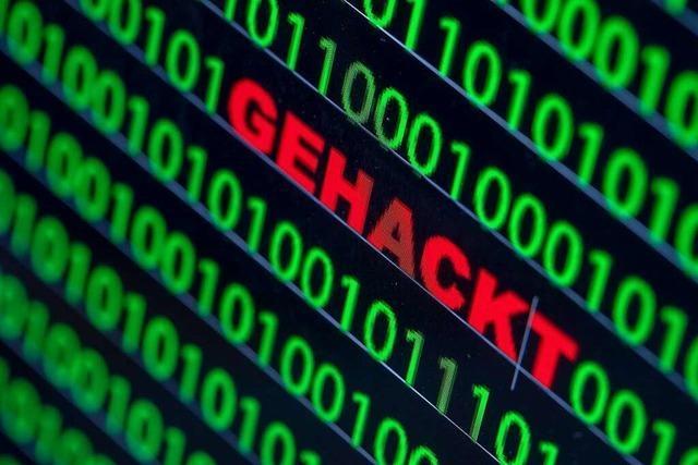 Hacker sind Feinde Nr. 1