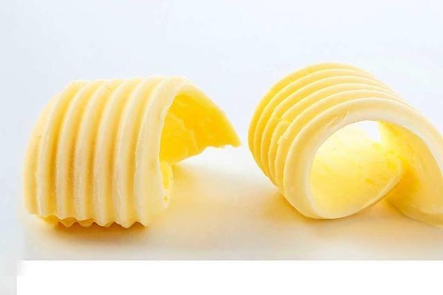 Butter wird günstiger