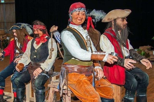 Diese sieben Figuren haben den Batavia-Brand überlebt und kommen zurück