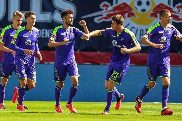 SC Freiburg erkämpft beim Bundesliga-Neustart einen Punkt in Leipzig