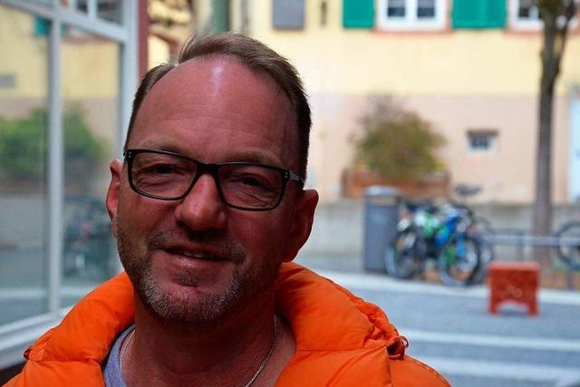 Tobias Hahndorf ist neuer Pächter des Restaurants am Golfclub in Reichenbach