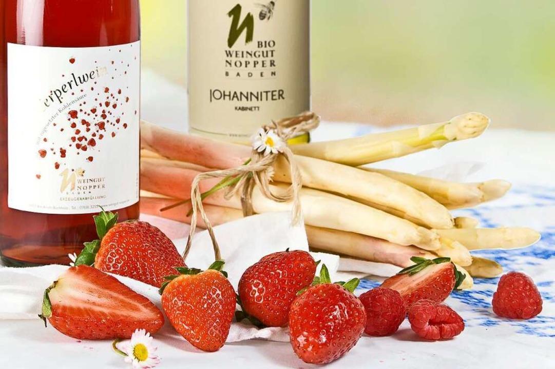 Secco: Kreatives Produkt aus Wein und Secco  | Foto: Weingut Nopper