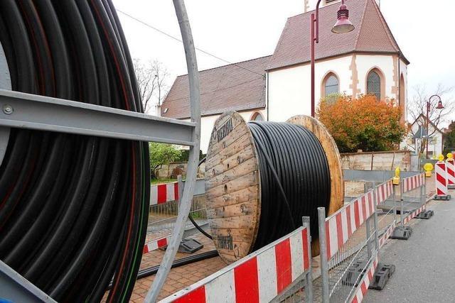 Wie es um den Ausbau der Breitbandversorgung steht
