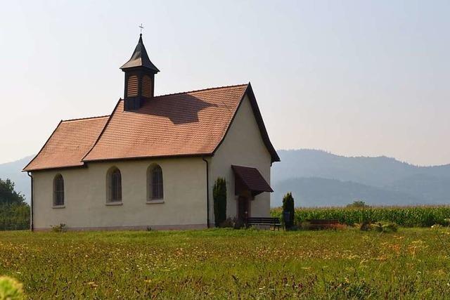 In Ehrenkirchen gibt es mehrere stille Räume der Andacht