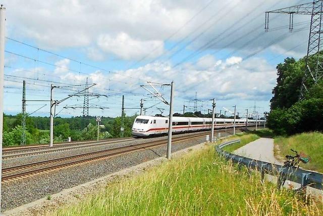 Pendler können bald wieder grenzüberschreitend Zug fahren