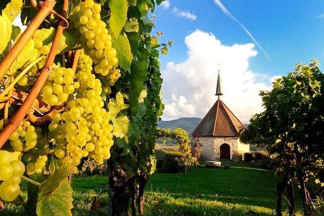 Die Ölbergkapelle ist das Wahrzeichen Ehrenstettens und ein Ort der Trauer