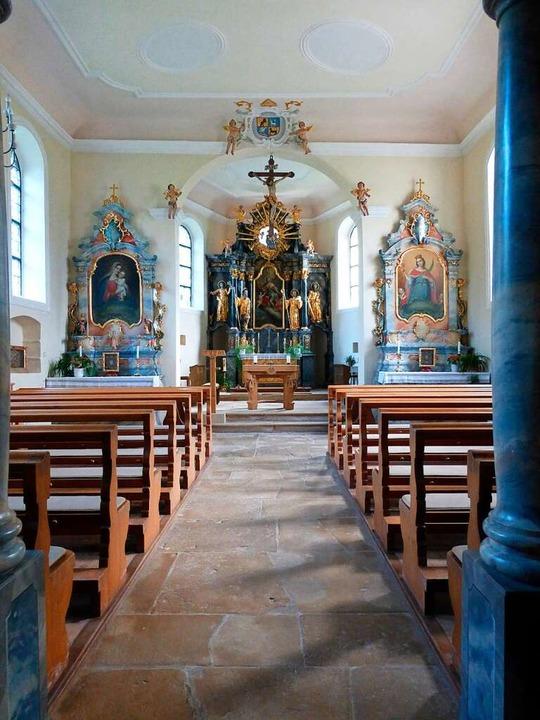 Die Berghauser Kapelle Bei Ebringen Stand Schon Mehrfach Vor Dem Abriss Ebringen Badische Zeitung