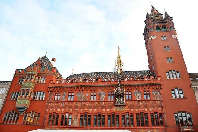 Polizei löst in Basel Demonstration gegen Corona-Regeln auf