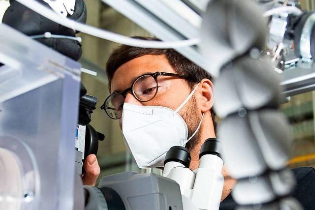 Freiburger Arbeitsagentur: Online-Tests nehmen zu
