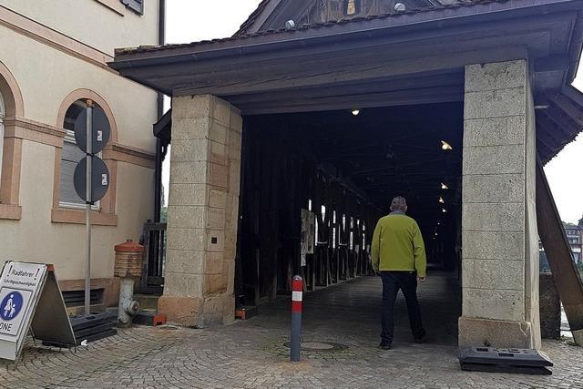 Das Tor zur Schweiz ist wieder auf