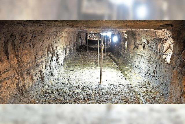 Bergwerk Herznach soll für Besucher öffnen