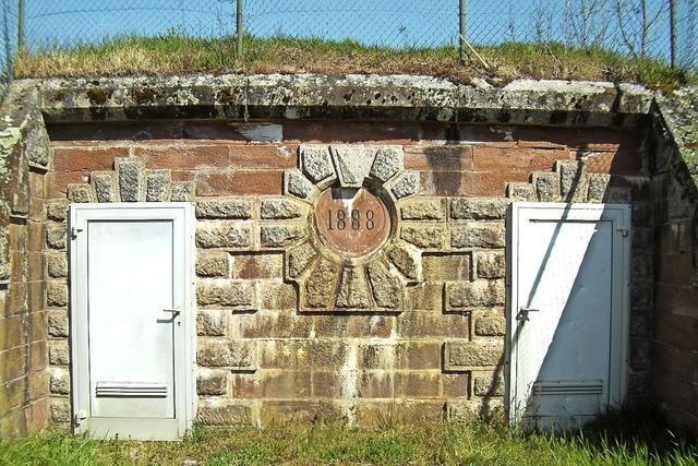 Meierhof sicherte erstmals Wasserversorgung in Wehr