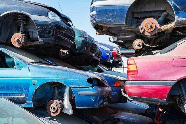 Auto-Abwrackprämie auch in CDU umstritten