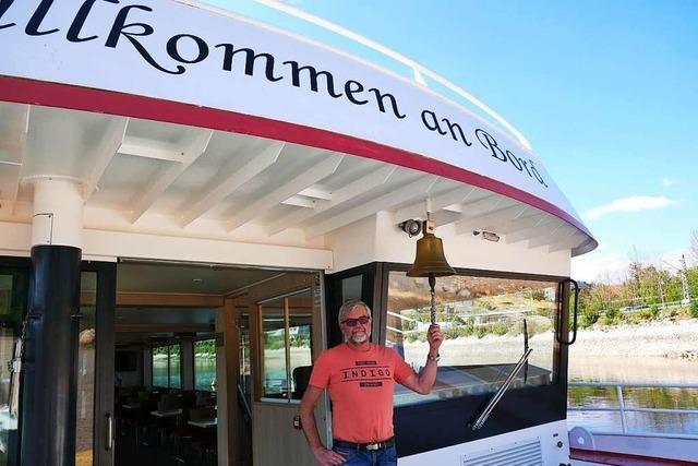 Ausflugsschiffe am Schluchsee und Titisee dürfen wieder fahren