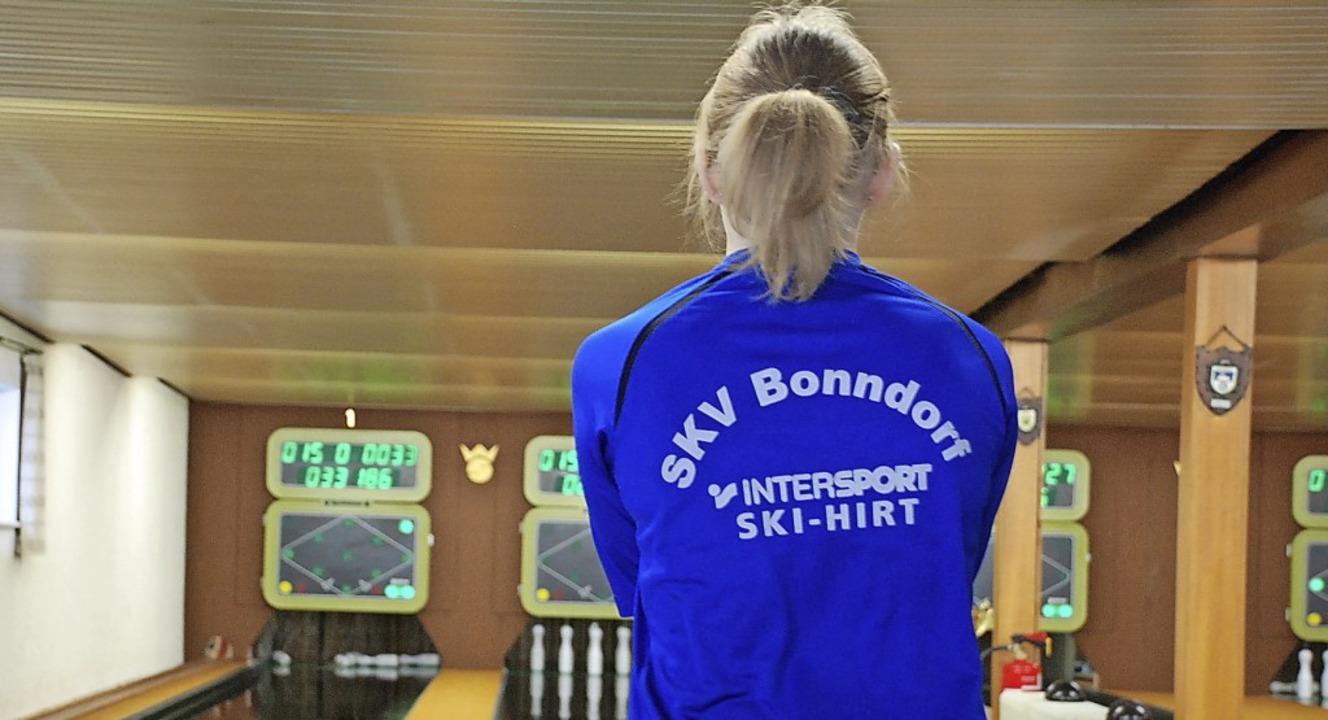 Die Bonndorfer Keglerinnen haben auf j...lante Zweitliga-Reform nichts ändern.   | Foto: ruoff