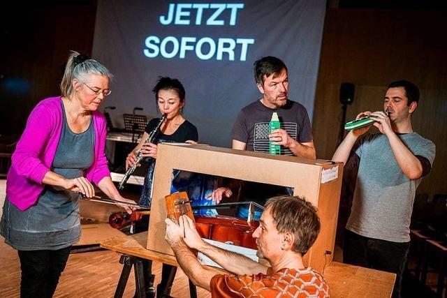 Neue Musik und Corona: Momentaufnahmen aus Freiburg