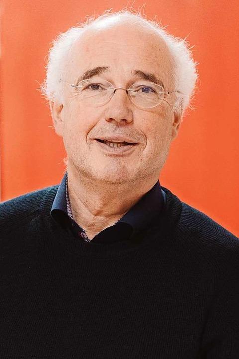 Wolfgang Rüdiger  | Foto: Fionn Große