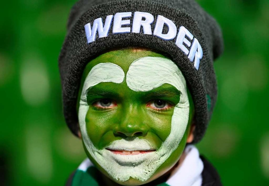 Nicht einmal die treuen Werder-Fans dü...senclub an diesem Montag unterstützen.  | Foto: David Hecker