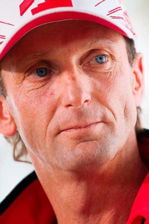 Der Österreicher Heinz Kuttin soll  al...Weltmeisterschaft 2021 in Oberstdorf.   | Foto: Georg Hochmuth (dpa)