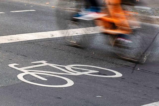 IG-Velo pocht auf Vorfahrt für die Radfahrer an der Markgräfler Straße