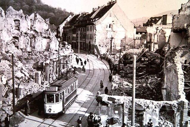 Wie zwei Freiburger Kinder 1945 den ersten Friedenssommer erlebten