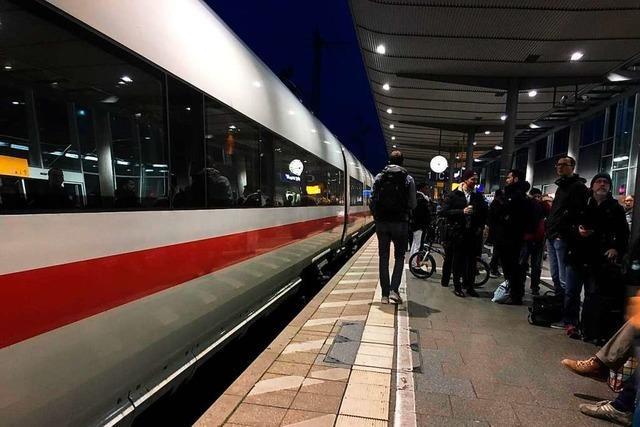 39-Jähriger schlägt Polizist am Hauptbahnhof Freiburg ins Gesicht