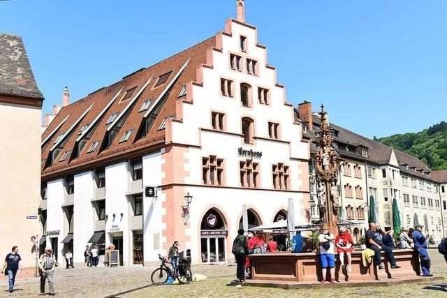 In Freiburg gibt es nun einen Hörspaziergang zu jüdischer Geschichte