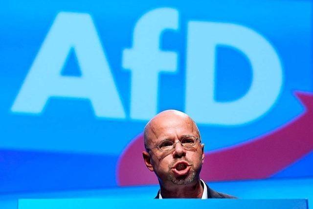 Trotz Rauswurf bleibt Kalbitz Mitglied der Brandenburger AfD-Landtagsfraktion