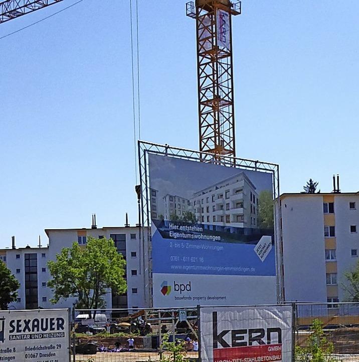Hier hätten mehr Sozialwohnungen entstehen können, moniert ein Leser.   | Foto: Sylvia-Karina Jahn