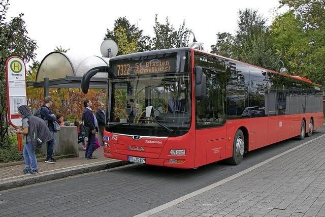 Eine Finanzspritze aus Stuttgart für Bus und Bahn