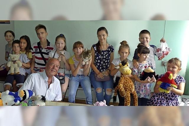 Corona verhindert in Kiew, dass Kinder in die Klinik kommen