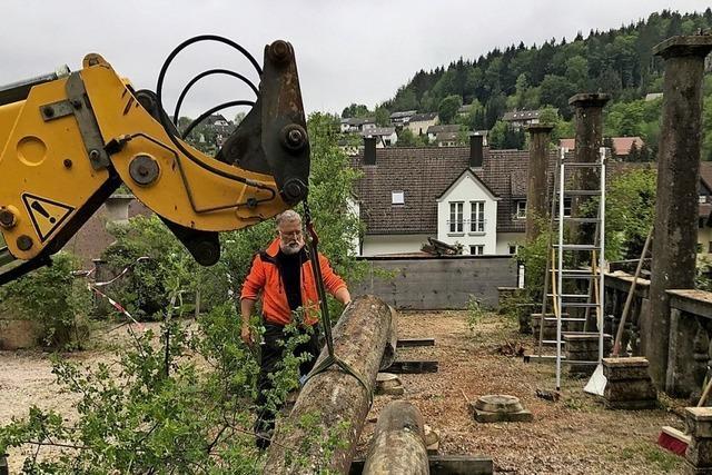 Säulen des Sanierungsplans wackeln
