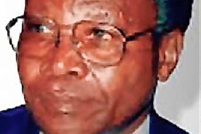 Félicien Kabuga, Finanzier des Völkermords in Ruanda, ist verhaftet worden