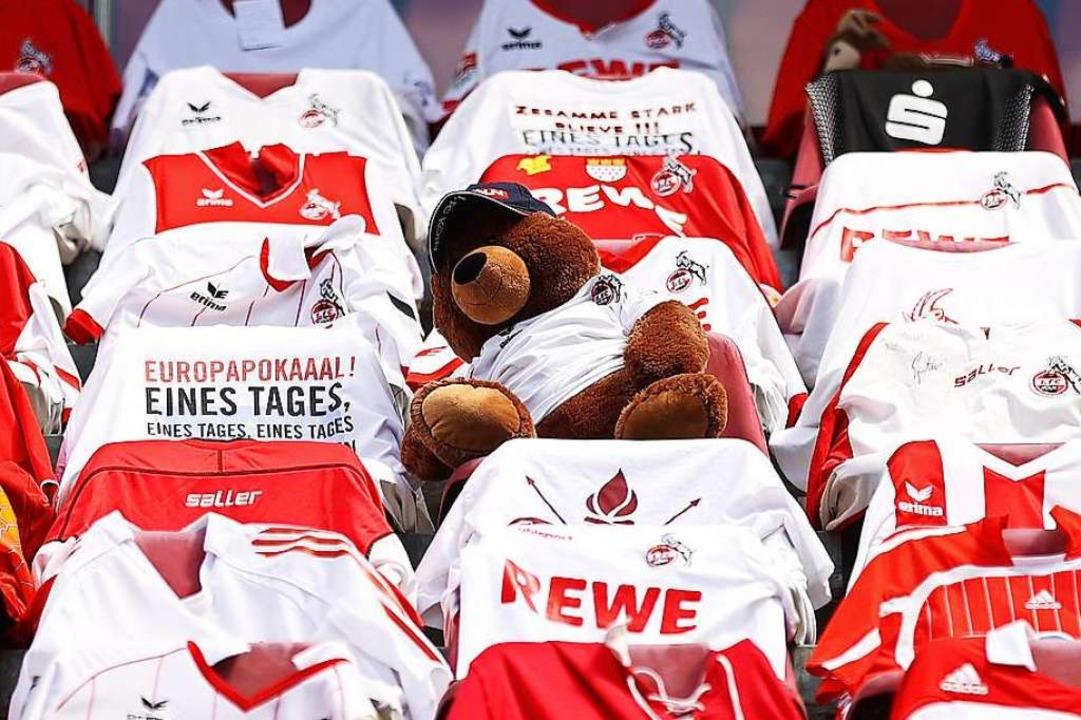 Zuschauer sind in der Bundesliga nicht...n Mainz am Sonntag – aber schon.  | Foto: Lars Baron (dpa)