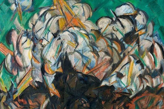 Die Expressionismus-Ausstellung im Städtischen Museum Engen