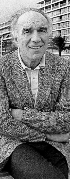 Michel Piccoli im Jahr 1983  | Foto: ERIC GAILLARD (AFP)