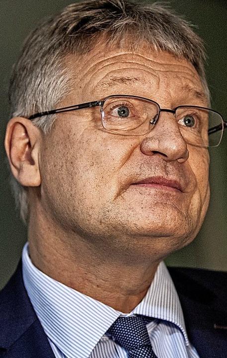 Jörg Meuthen    Foto: Paul Zinken (dpa)