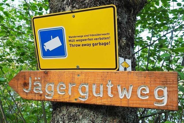 Werden die Wanderwege am Schluchsee videoüberwacht?
